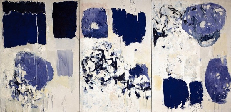 Joan Mitchell Les Bluets