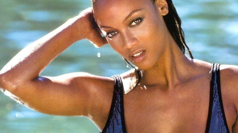 Dazed VFiles takeover, Tyra Banks