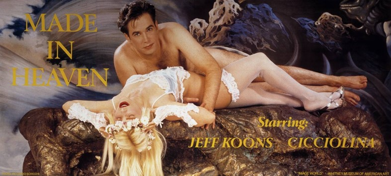 Jeff Koons Made in Heaven tate org uk