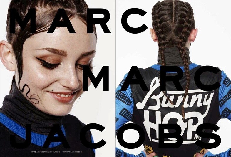 Marc by Marc Jacobs is casting models on Instagram again ...