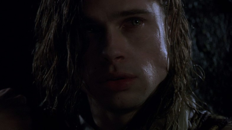 Brad Pitt – Interview With The Vampire, Dazed, Crying boys