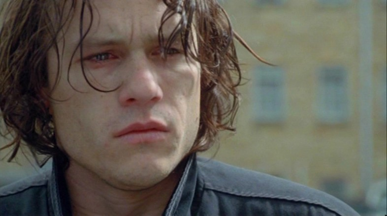 Heath Ledger – Candy, Dazed, Crying boys