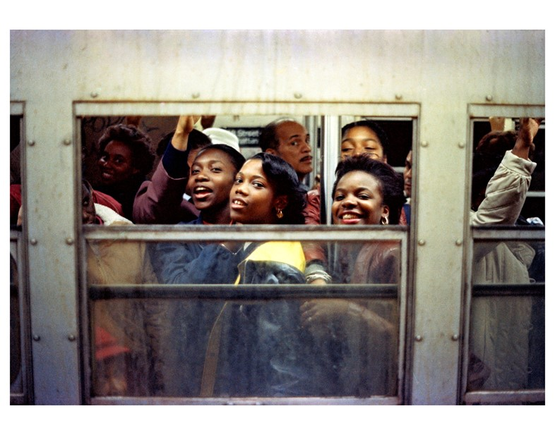 "Jamel Shabazz ""Rush Hour"", 1988"