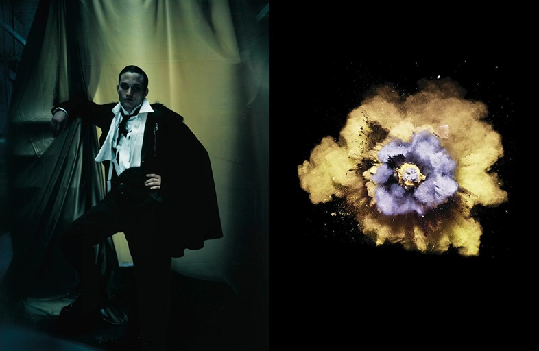 AnOther Man Nick Knight 10 Year Alister Mackie Paint