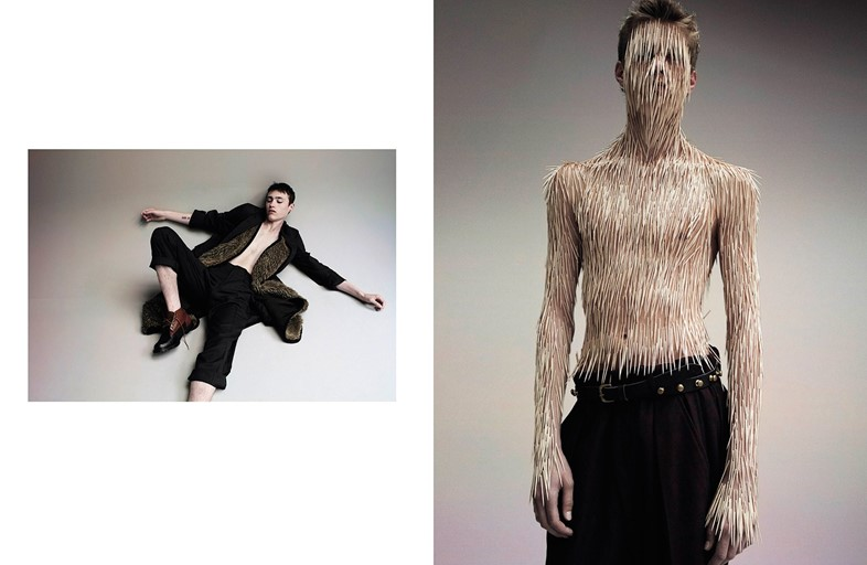 AnOther Man 10 Year Alister Mackie Nick Knight Lucy Bart