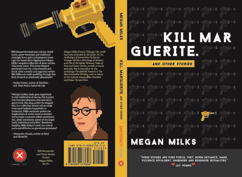 Megan Milks' Killing Marguerite and Other Stories