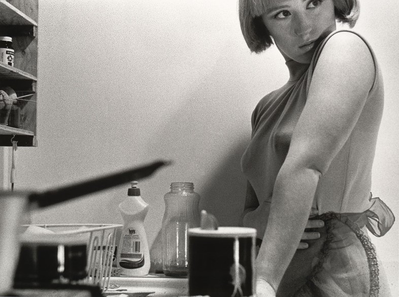 "Photography Cindy Sherman, from ""Untitled Film Stills"""