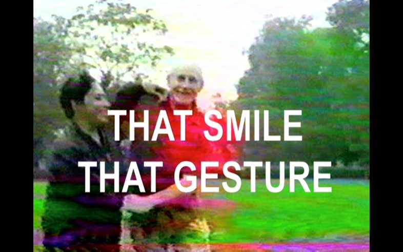 """Video still from Hannah Perry's """"A Little Thing"""" (2013)"""