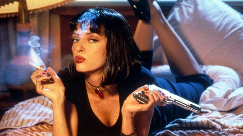 Image result for mia wallace