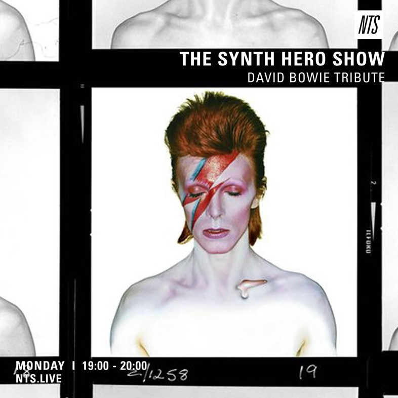 Listen to 60 minutes of David Bowie's synth oddities