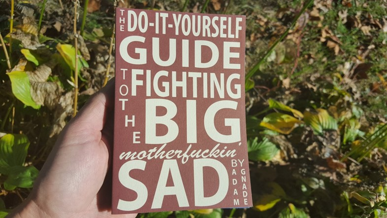 THE DO-IT-YOURSELF GUIDE TO FIGHTING THE BIG MOTHERFUCKIN' S