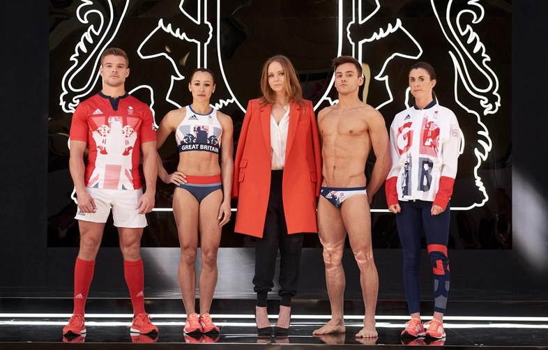 Tom Mitchell, Jessica Ennis-Hill, Stella McCartney, Tom Dale