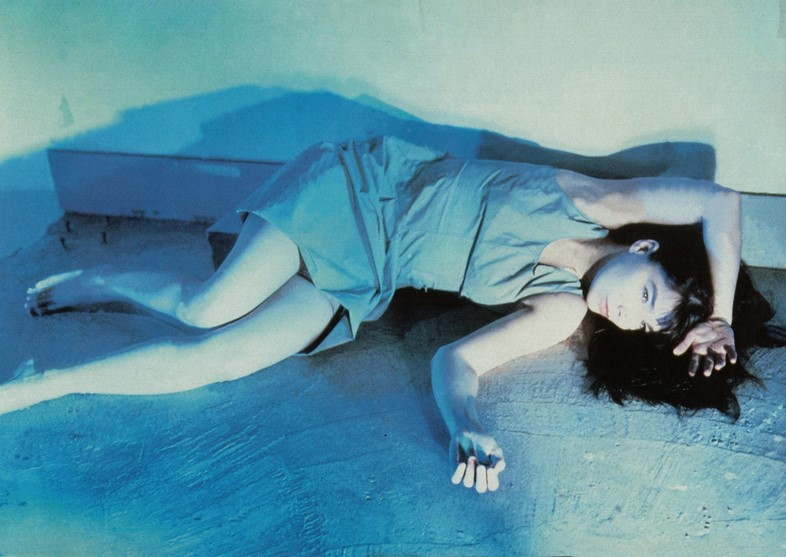 Björk by Nobuyoshi Araki for her 1996 album Telegram