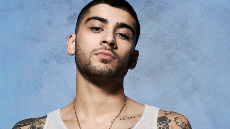 Zayn Malik: feel the heat!