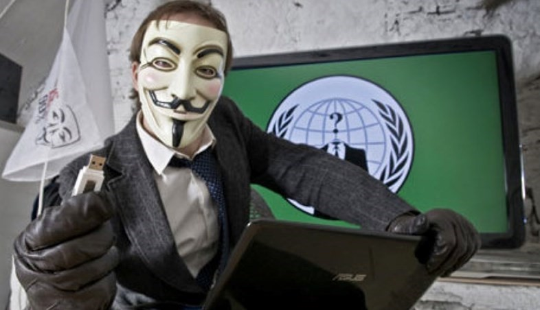 Anonymous has launched a political party