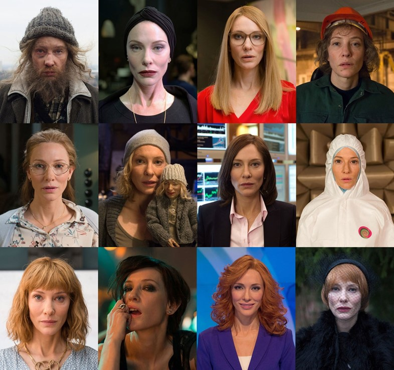 Cate Blanchett rewrites art history in 13 short films
