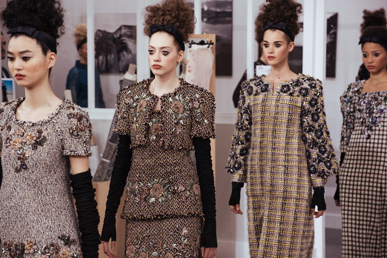 Chanel Haute Couture AW16