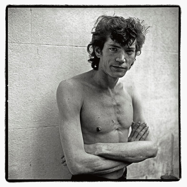 Mapplethorpe, photographed by Dureau