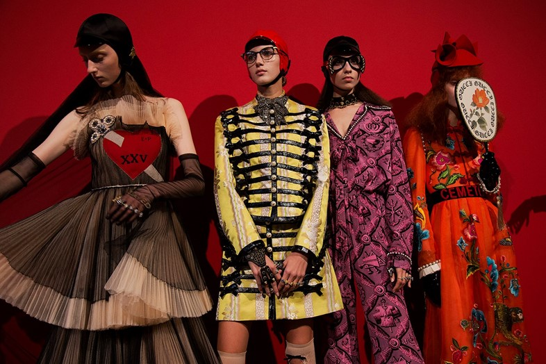 Making Gucci, McQueen and Saint Laurent sustainable