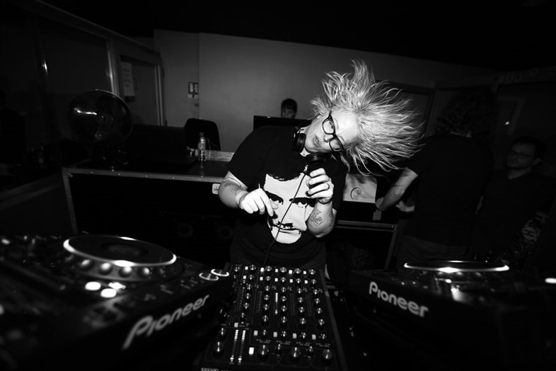 Resident Advisor/ The Black Madonna