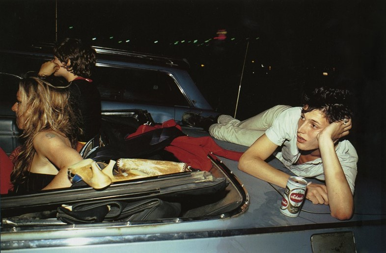 nan goldin - ballad of sexual dependency - pintere