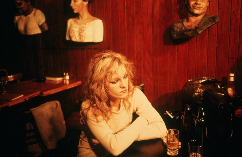 nan goldin Cookie at Tin Pan Alley, NYC_1983 - www