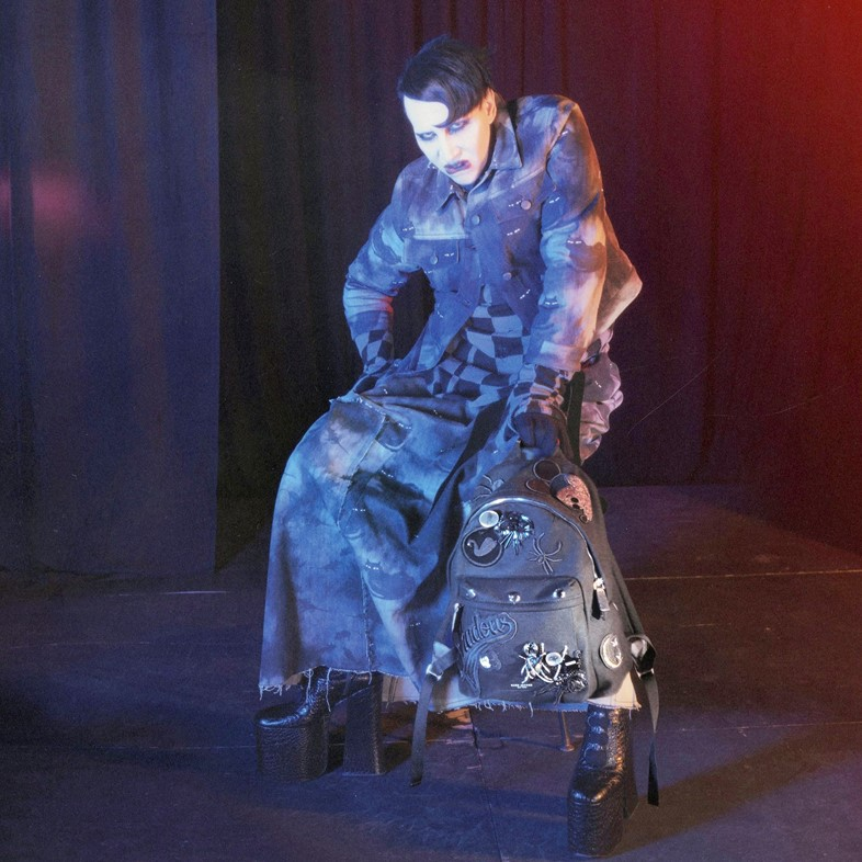 Marilyn Manson Marc Jacobs David Sims