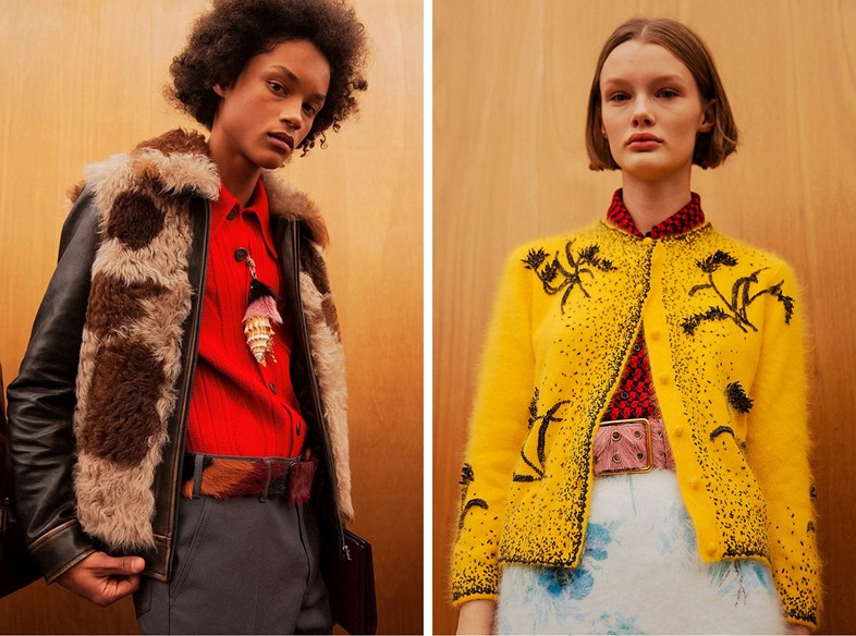 Prada AW17 Fall 2017 Men's Dazed Photography Virginia Arcaro