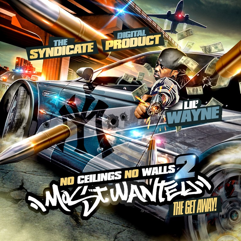 Lil Wayne, The Syndicate _ Digital Product – No Ce