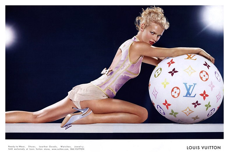 Louis Vuitton SS03 campaign