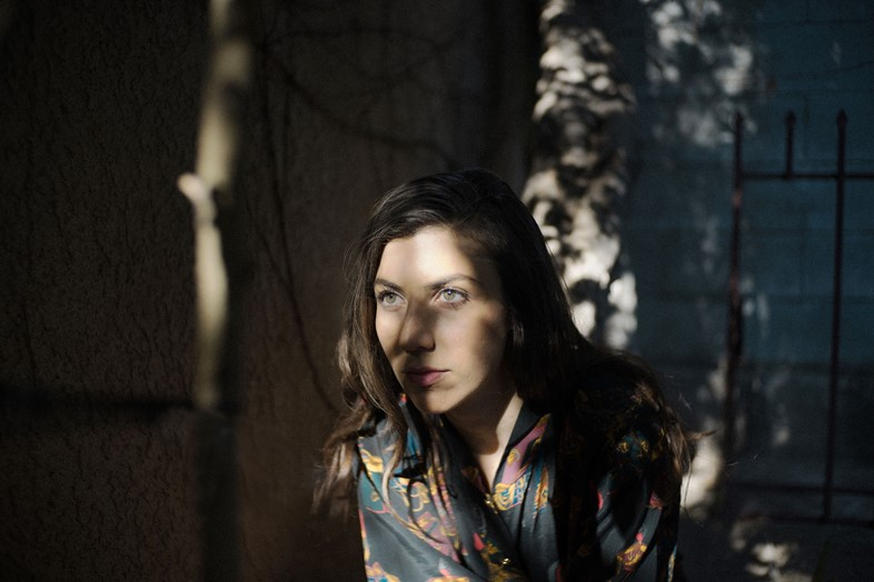 Julia Holter photography by Tonje Thilesen