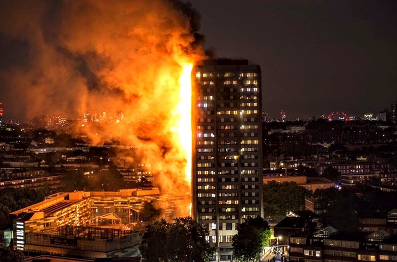 The People Living At Grenfell Tower Predicted This Tragedy