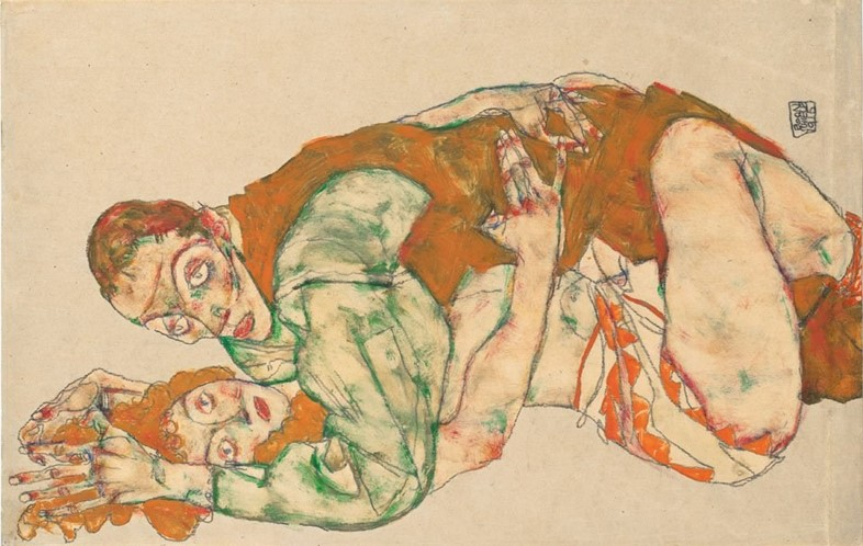 Egon Schiele. The Complete Paintings 1909 – 1918
