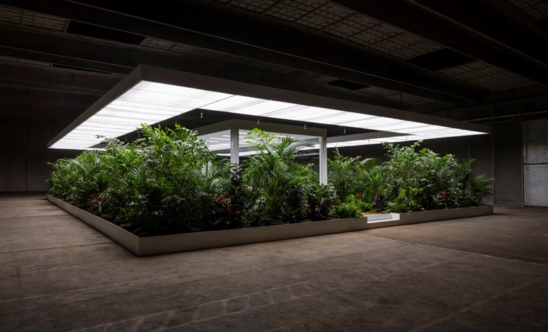 "Doug Aitken's ""The Garden"""