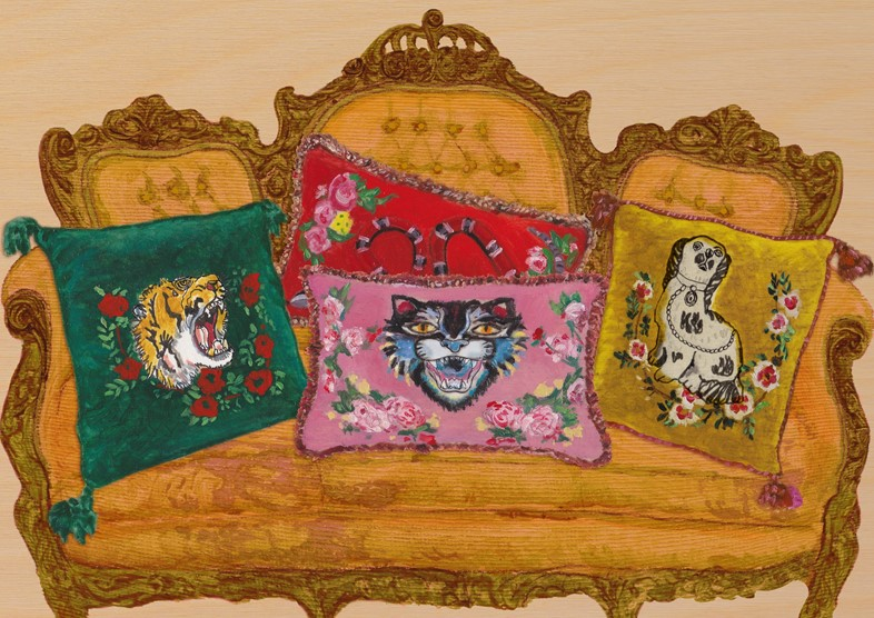 Gucci-decor-cushions