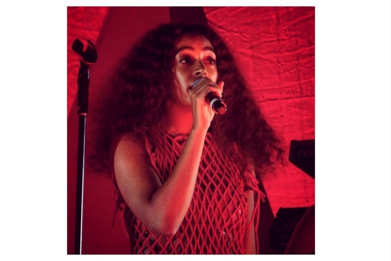 Solange at Lovebox 2017