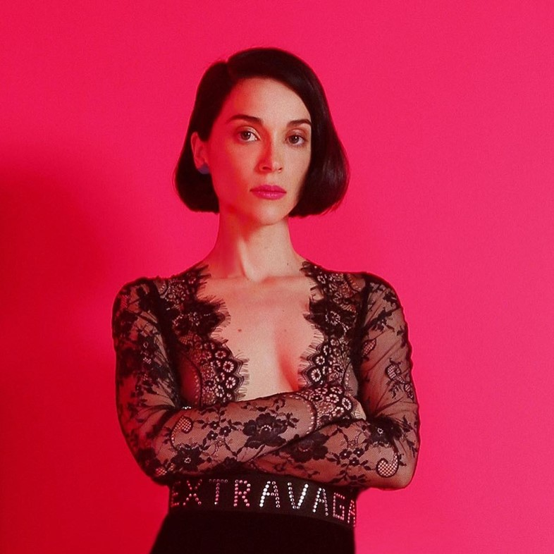 St. Vincent is directing an adaptation of Dorian Gray