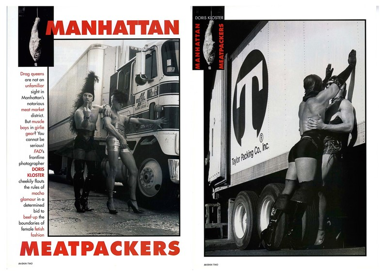 Skin Two - Manhattan MEATPACKERS DIPTYCH