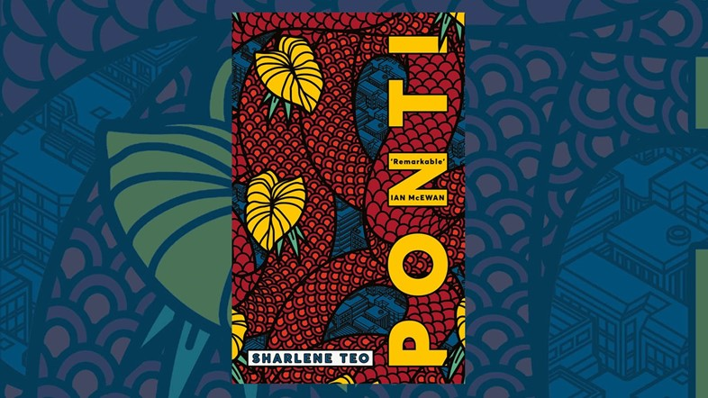 Ponti by Sharlene Teo, Pan Macmillan