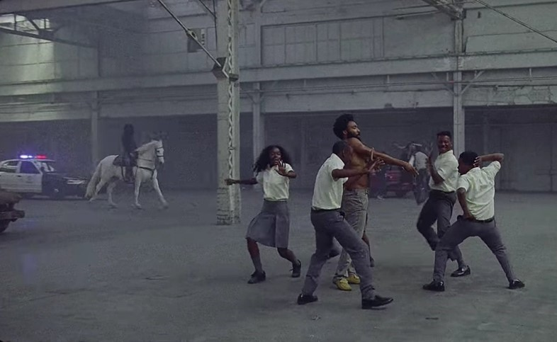 "Childish Gambino, ""This is America"""