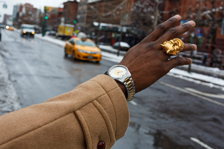 gucci martin parr time to parr campaign watches