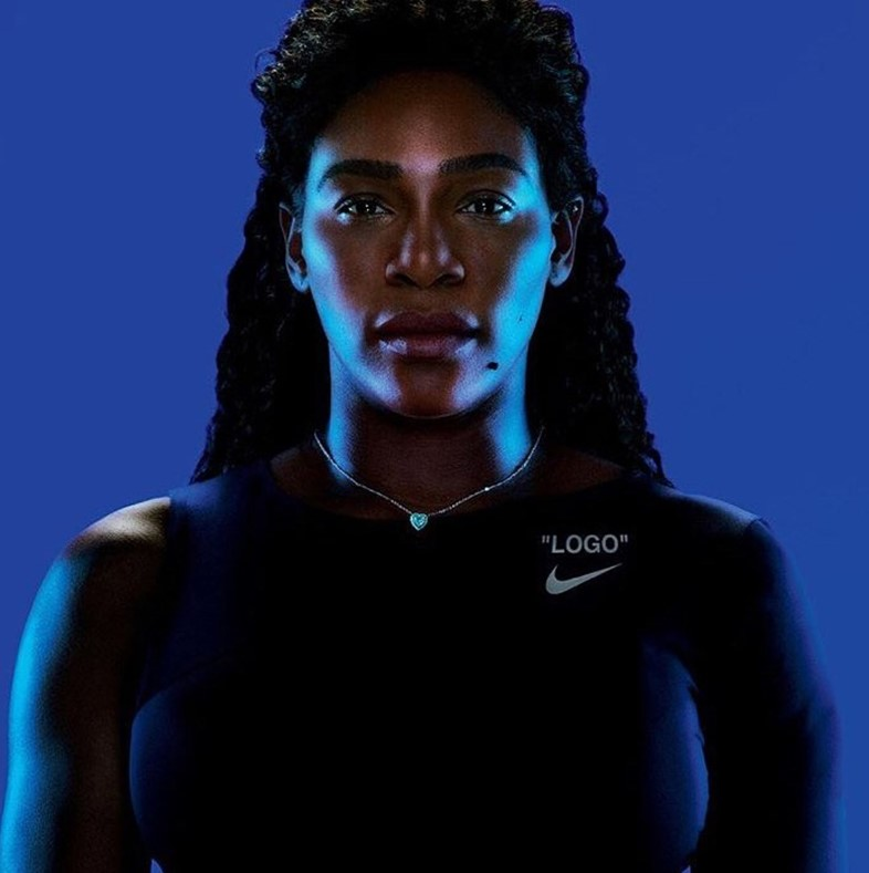 off-white virgil abloh nike serena williams collaboration
