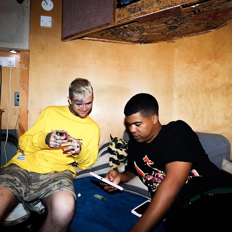 A posthumous collaboration between Lil Peep and XXXTentacion is on the way