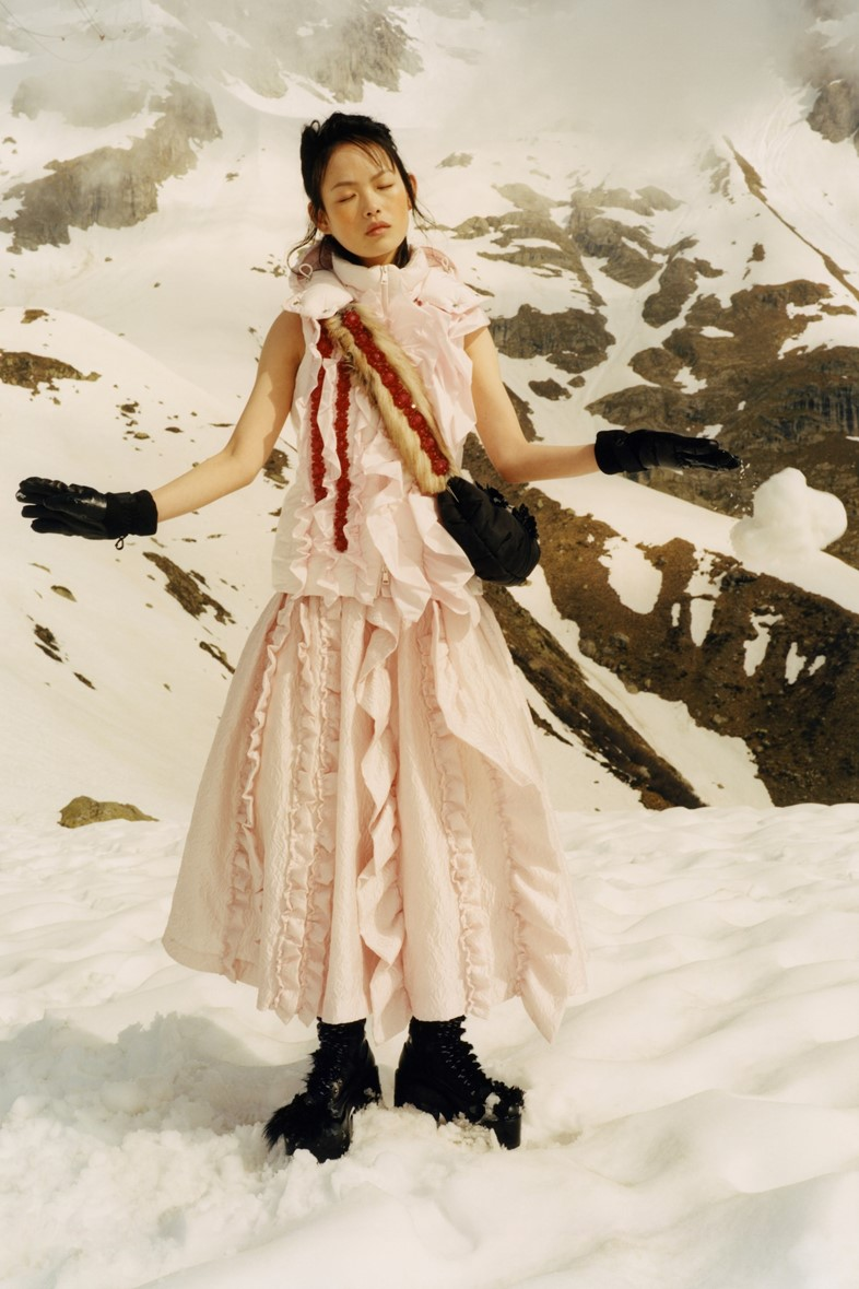 moncler genius simone rocha collaboration