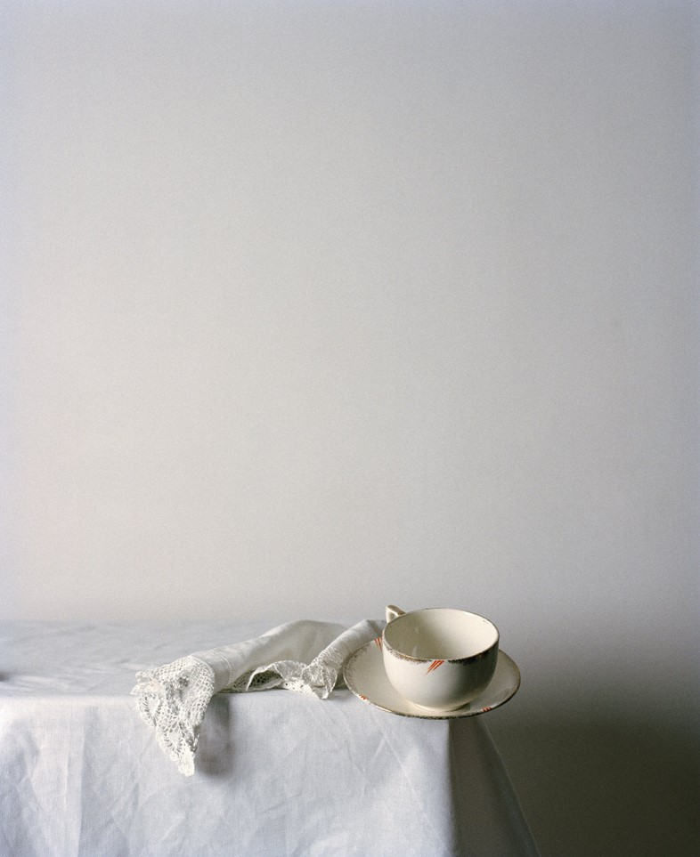 Alison Bettles Teacup, 2011 Digital C-Type Print,