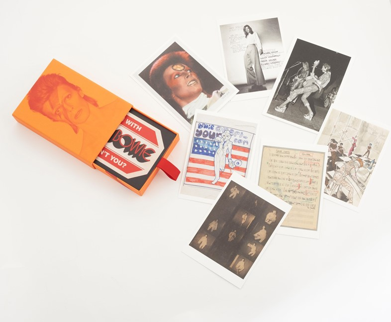 bowie _box spread out