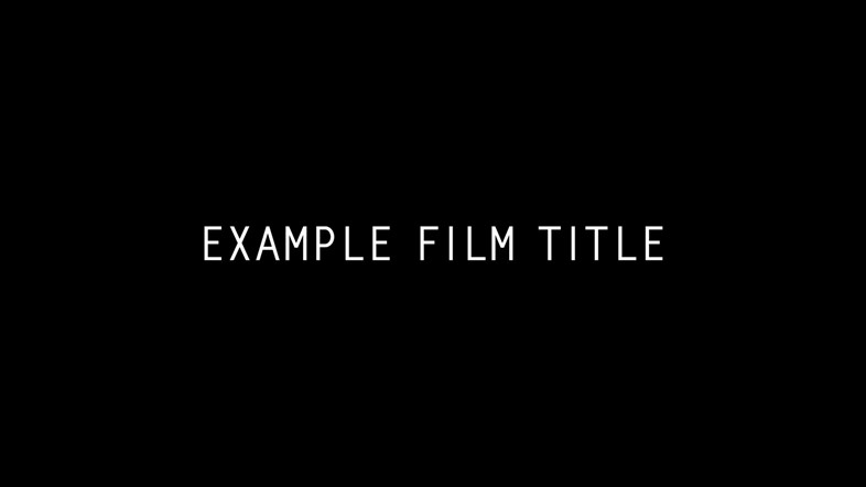 example-film-title