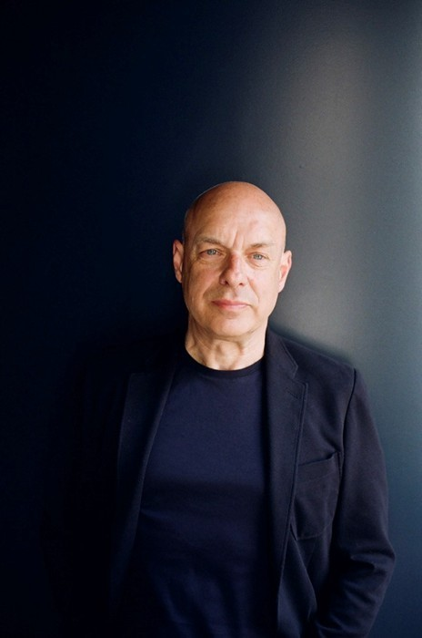 BRIAN ENO: BODYBUILDING AND BRAZEN TUNES
