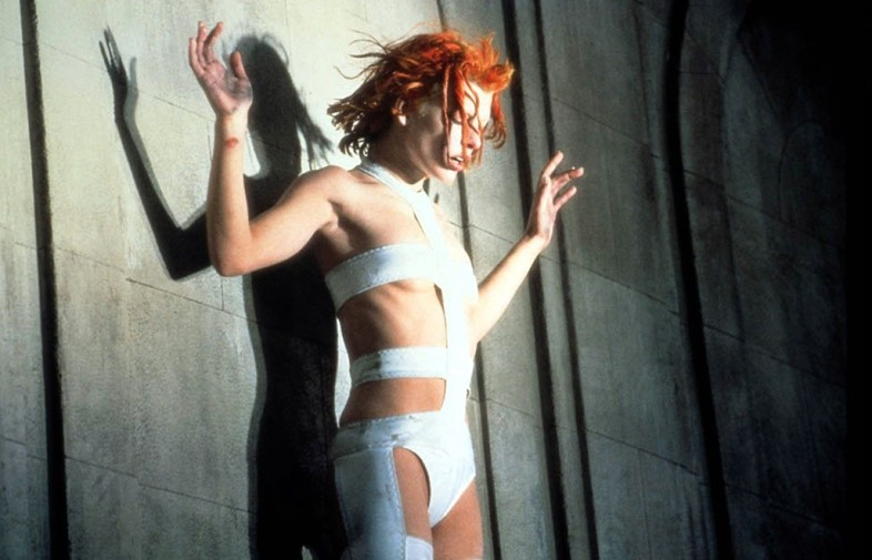 milla jovovich fifth element cosplay
