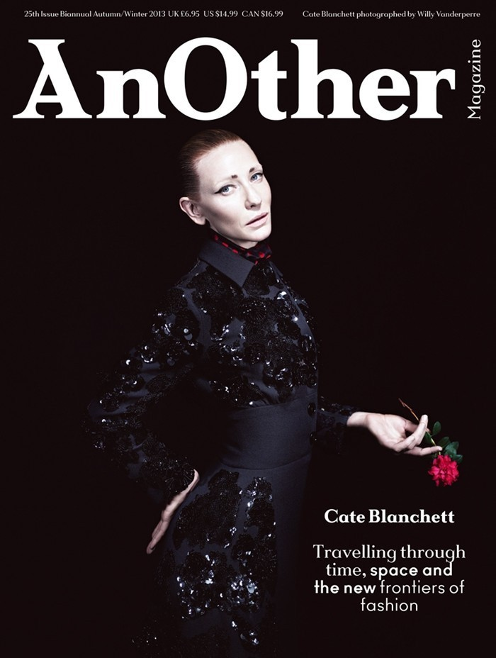 Cate Blanchett AnOther Magazine